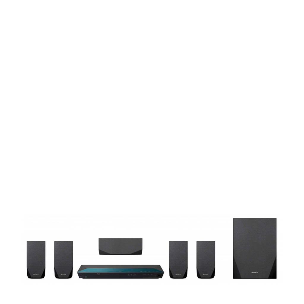Sony BDV-E2100 Home cinema met blu-ray, Zwart