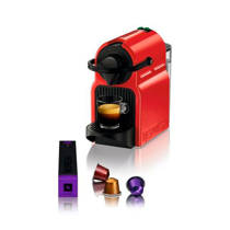 Krups Inissia Ruby Red XN1005 Nespresso machine