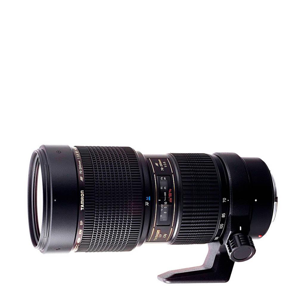 Tamron SP 70-200mm F/2.8 Di Canon telezoom lens, Zwart