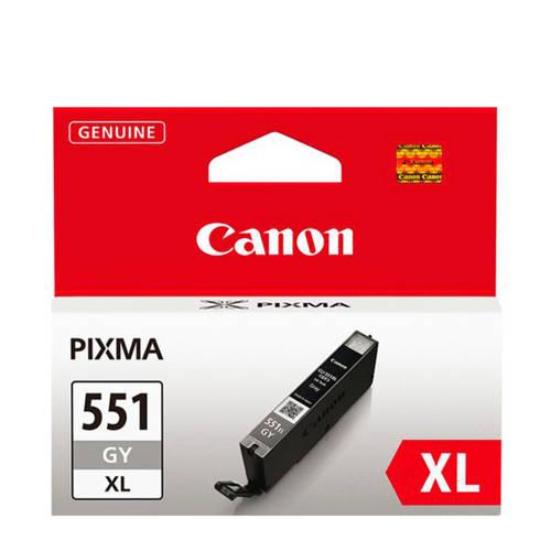 Canon CLI551XLGR cartridge grijs