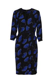 Mart Visser overslag jurk met all over print