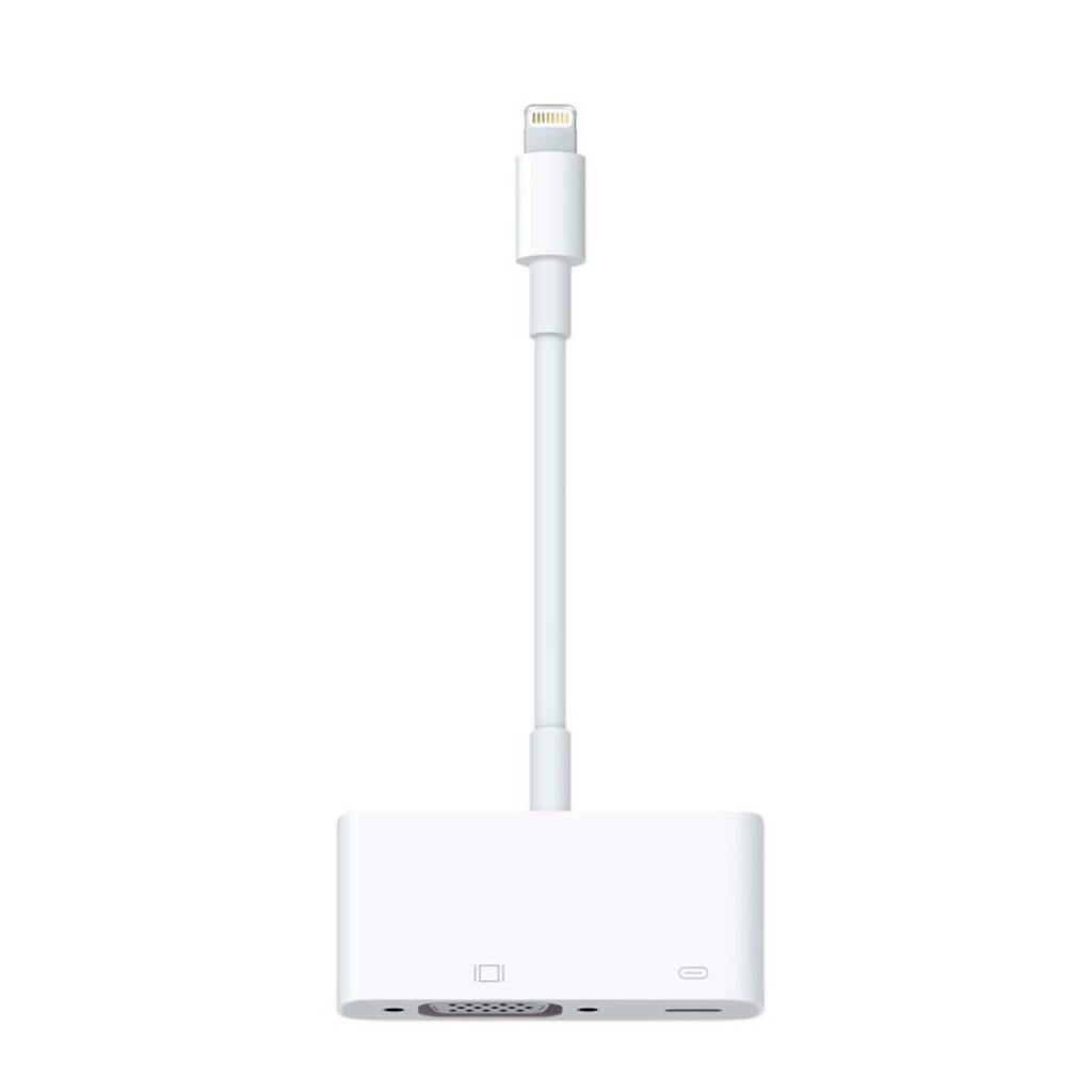 Apple lightning naar VGA adapter, Wit