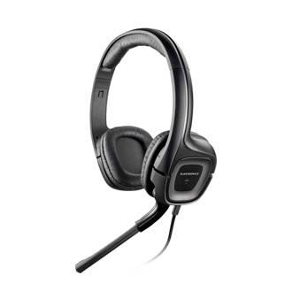 AUDIO355 hoofdtelefoon zwart