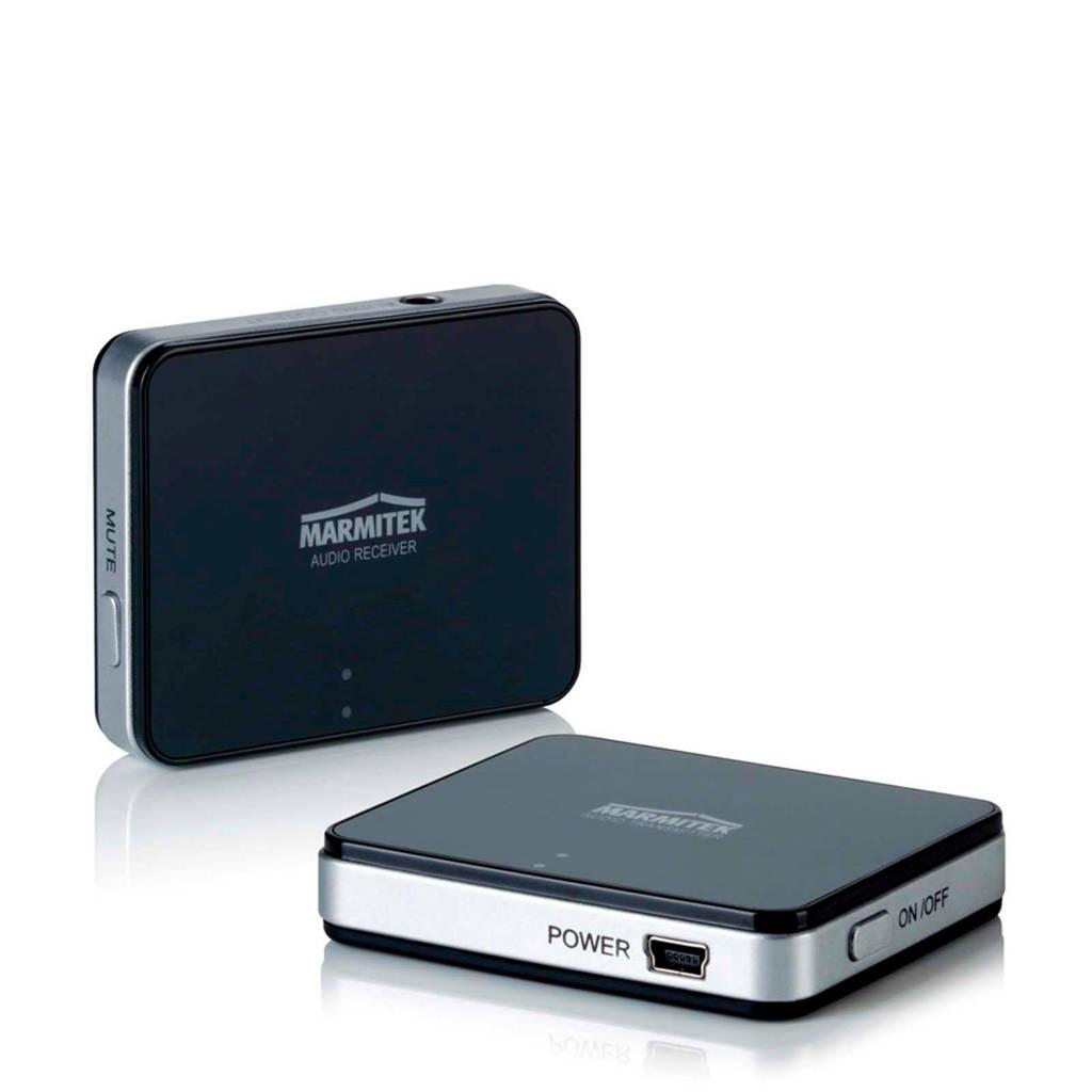 Marmitek Audio Anywhere 625 Digitale draadloze audio zender, Zwart
