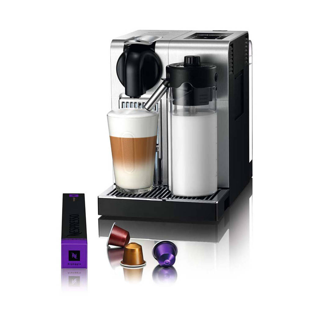 DeLonghi Lattissima Pro EN750.MB Nespresso machine, Brushed Aluminium