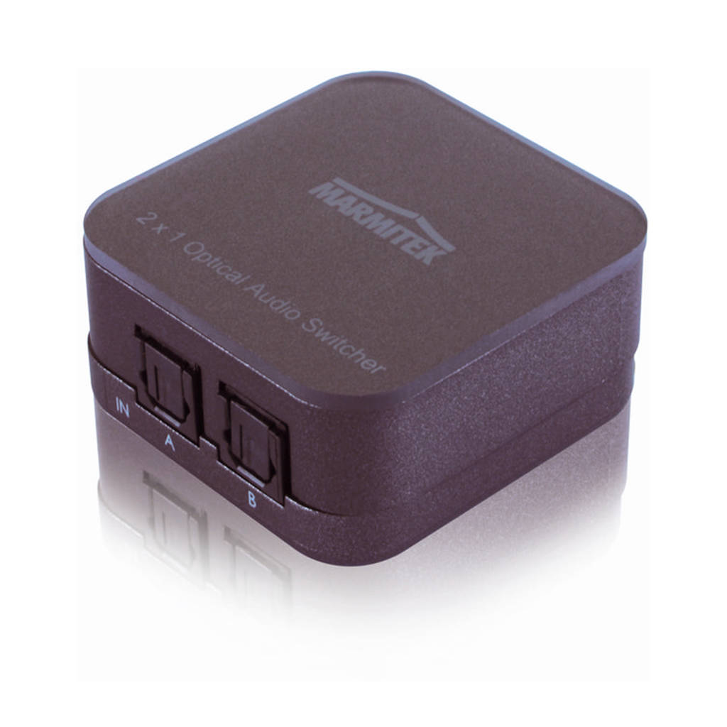 Marmitek optical optical audio switch CONNECTS21