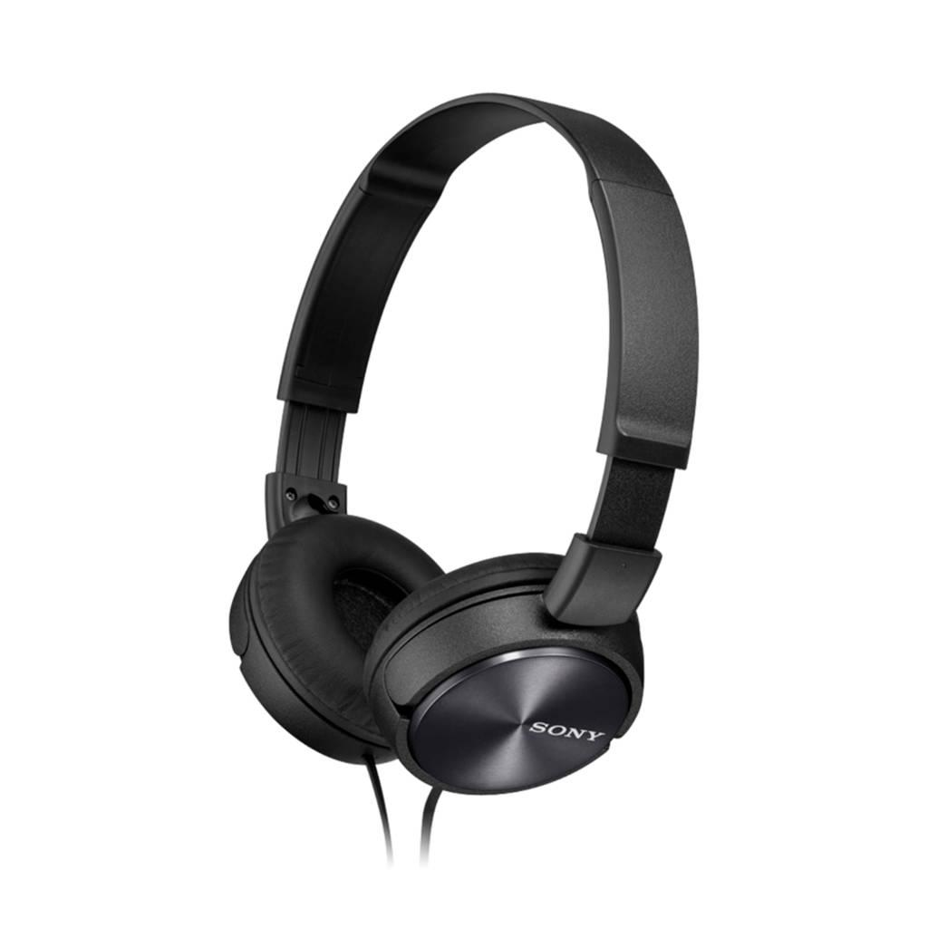 Sony ZX310AP on-ear koptelefoon zwart, Zwart
