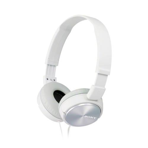 MDR-ZX310AP on-ear hoofdtelefoon, Wit