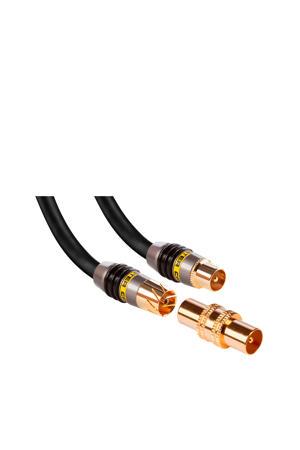 Video II QuadShield antennekabel