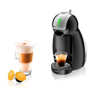 KP1608 Genio2 Black Nescafé Dolce Gusto
