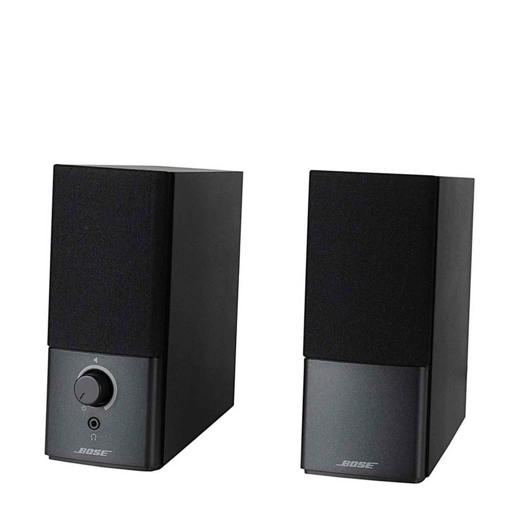 Bose Companion 2 III multimedia-luidsprekersysteem, Zwart
