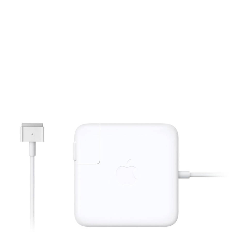 Apple MD565Z/A MagSafe 2-lichtnetadapter van 60 W (MacBook Pro met 13-inch Retina-display), Wit