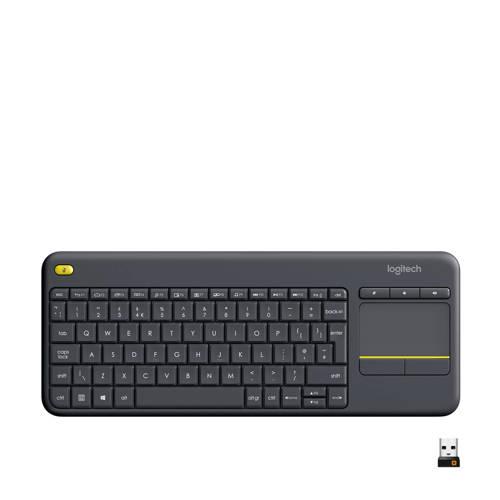 Logitech K400 Plus Smart TV draadloos toetsenbord kopen
