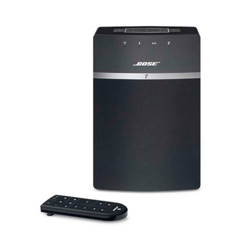Bose SoundTouch 10 draadloos muzieksysteem zwart, Zwart