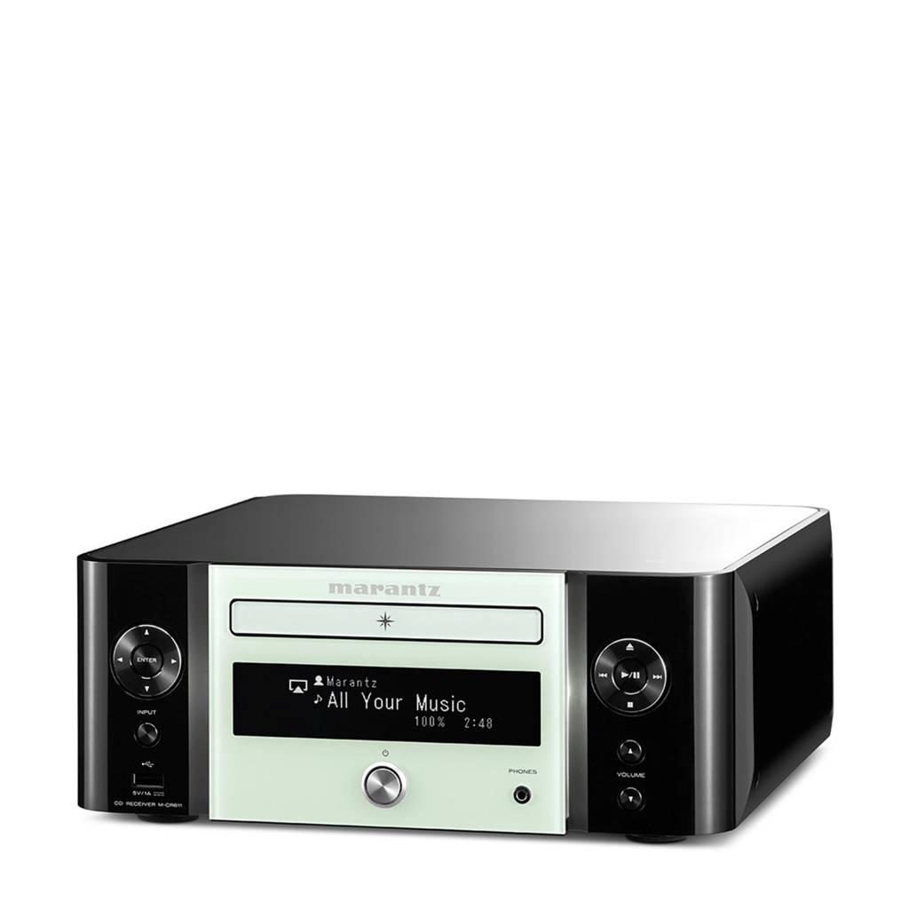 Marantz MCR611 Radio CD speler, Zwart