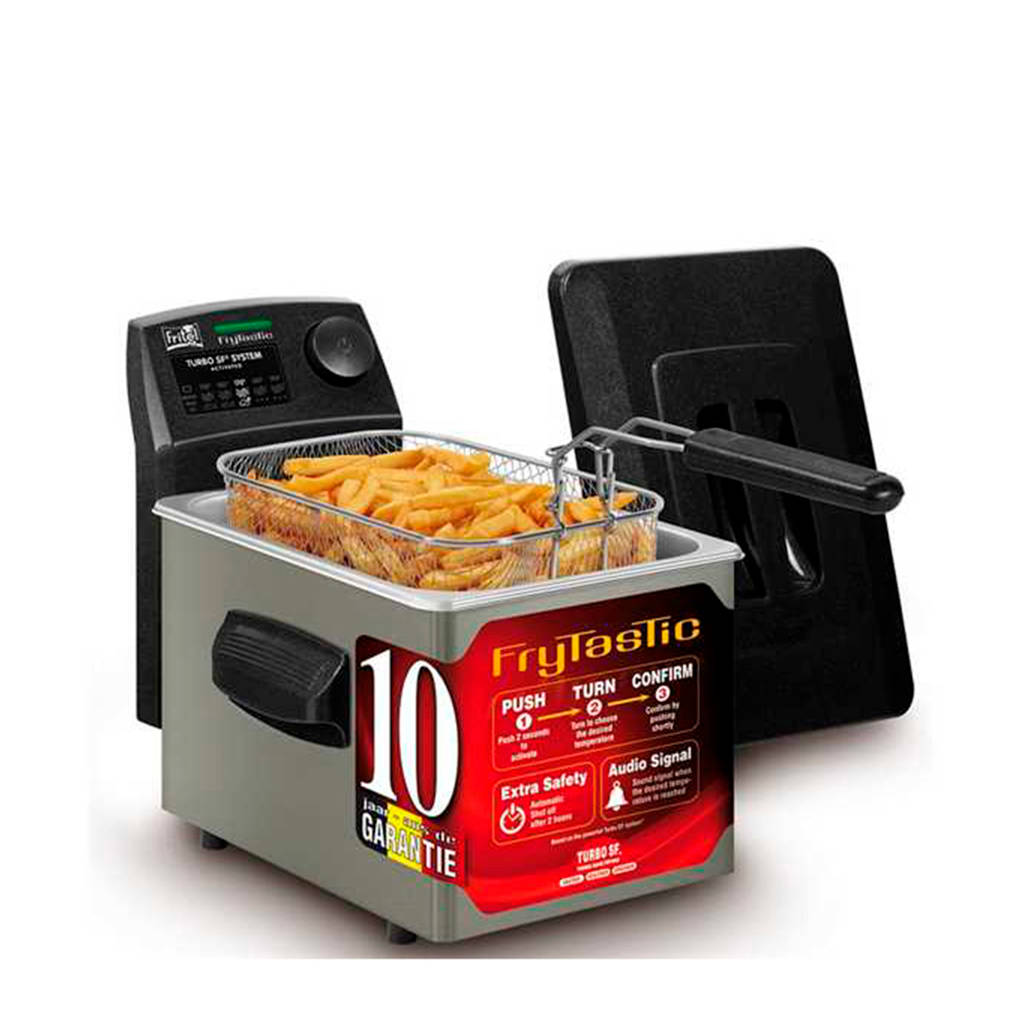 Fritel FT5150 Friteuse, Roestvrij staal