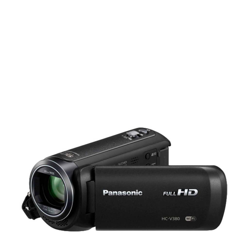 Panasonic HC-V380 EG-K camcorder, Zwart