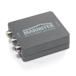 RCA / SCART naar HDMI converter