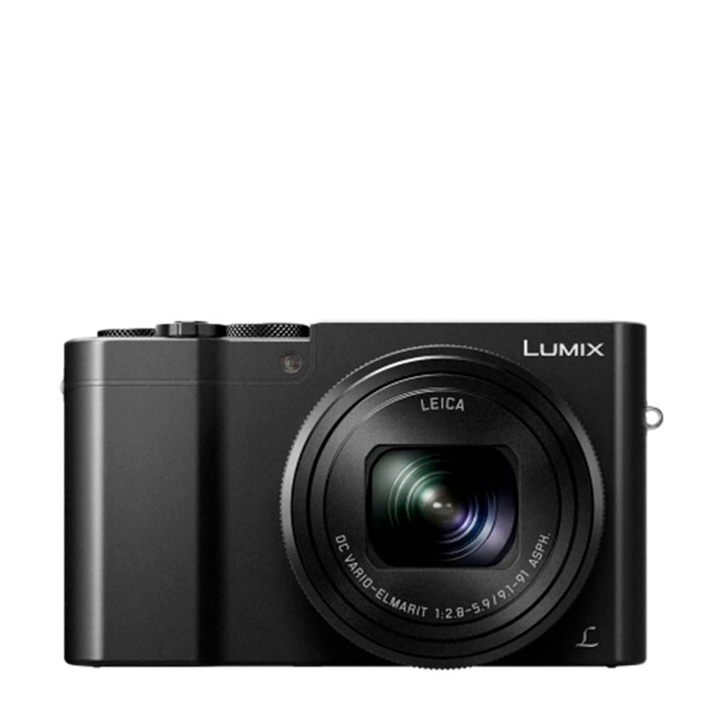 Panasonic Lumix DMC-TZ100 EG-K compact camera zwart