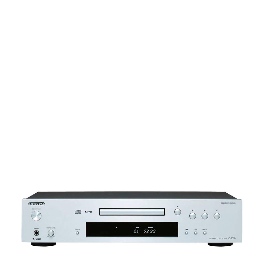 Onkyo C-7030(S) CD-speler, Zilver