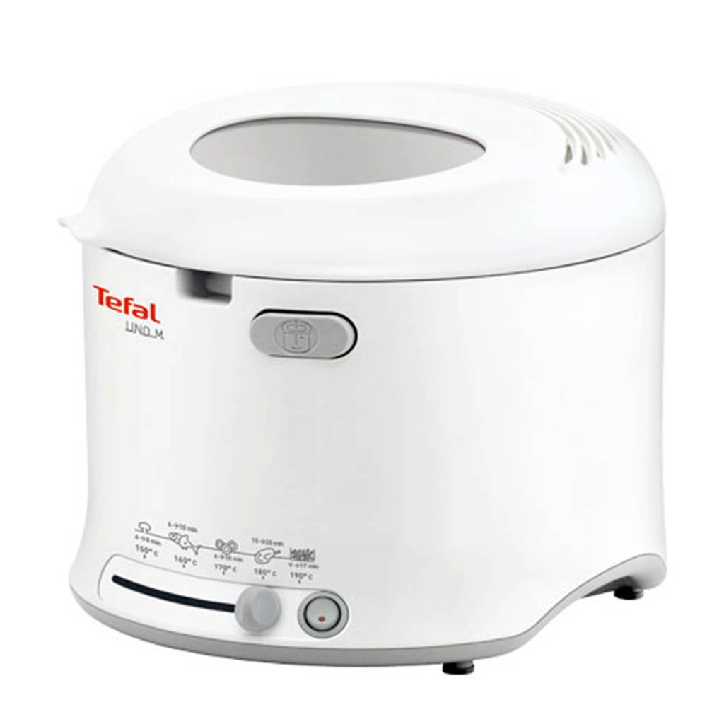 Tefal FF1231 friteuse, Wit