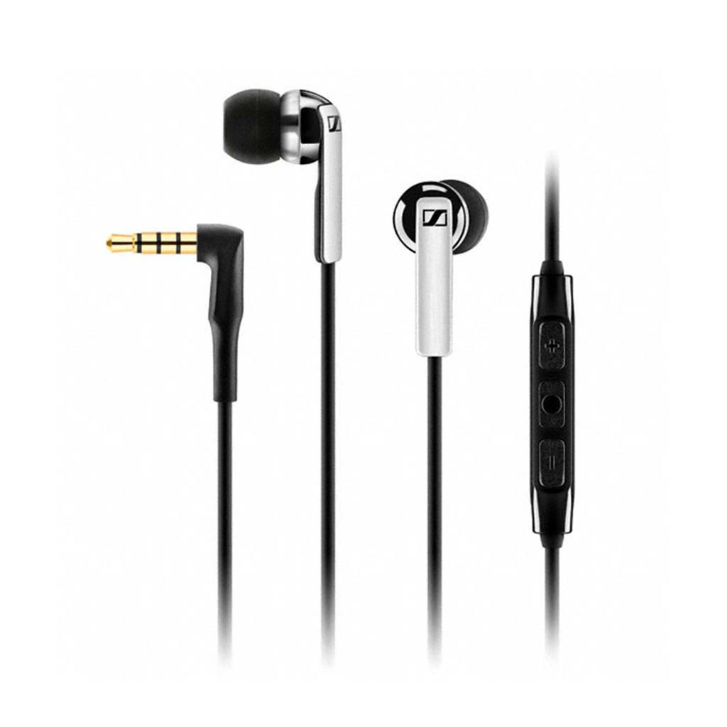Sennheiser CX 2.00i in ear koptelefoon zwart, Zwart