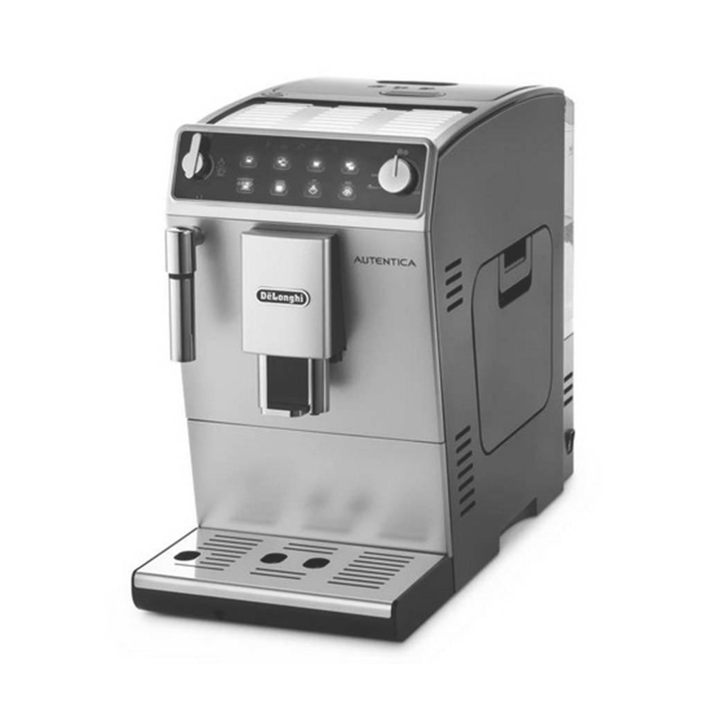 DeLonghi ETAM29.510SB koffiemachine, Zilver