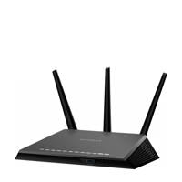 Netgear Nighthawk AC1900 R7000 Smart Wi-Fi router, Zwart
