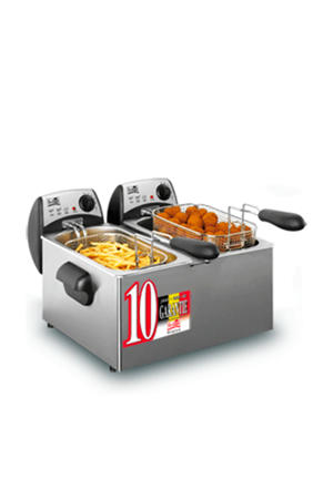 FR1355 DUO friteuse