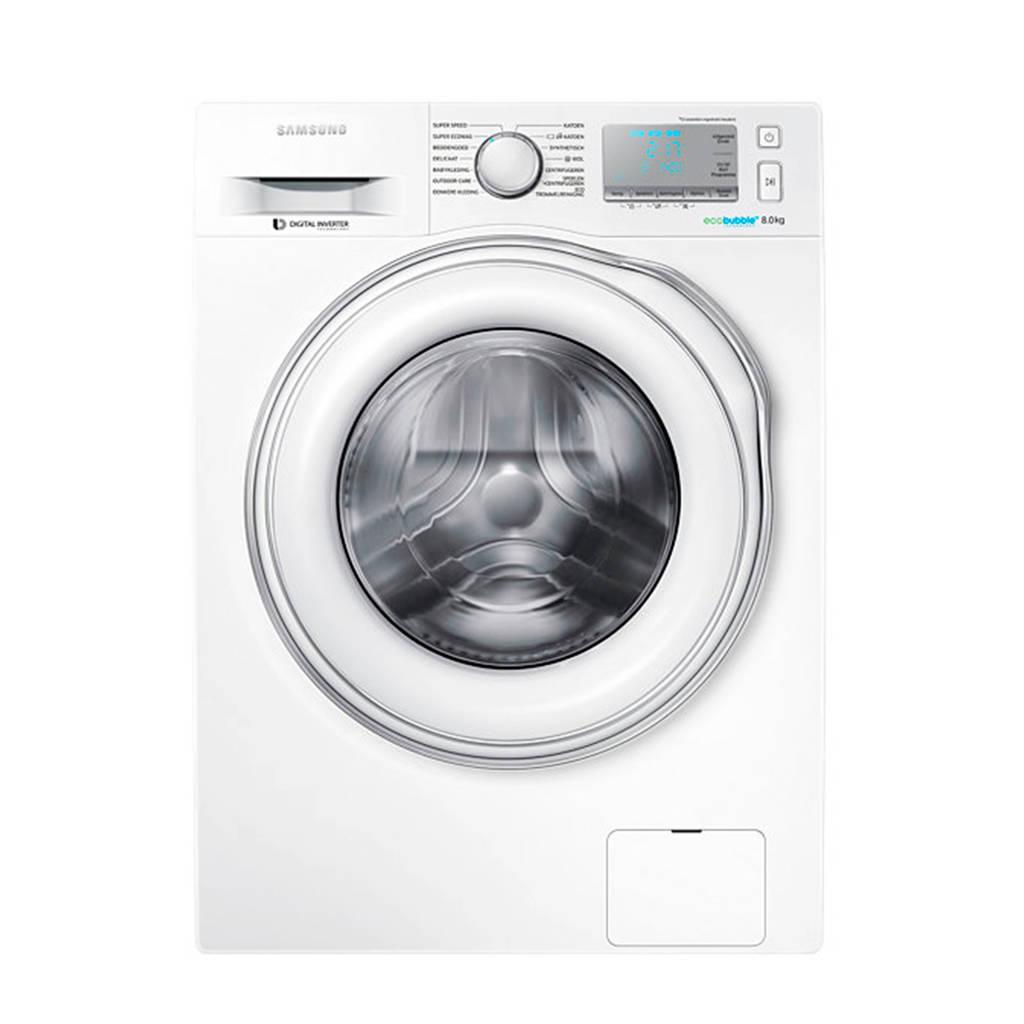 Samsung WW80J6403EW wasmachine