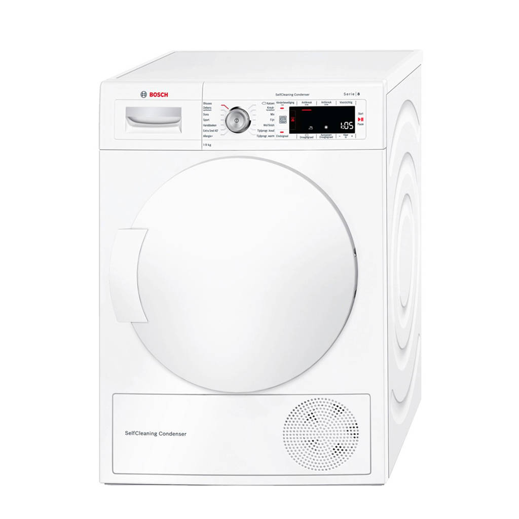 Bosch WTW84562NL warmtepompdroger