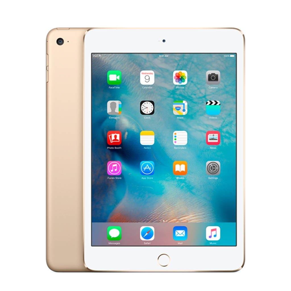 Apple iPad mini 4 128 Gb Wifi MK9Q2NF/A, Goud