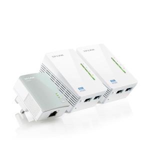 TL-WPA4220T KIT Mbps AV500 Wi-Fi Powerline startset