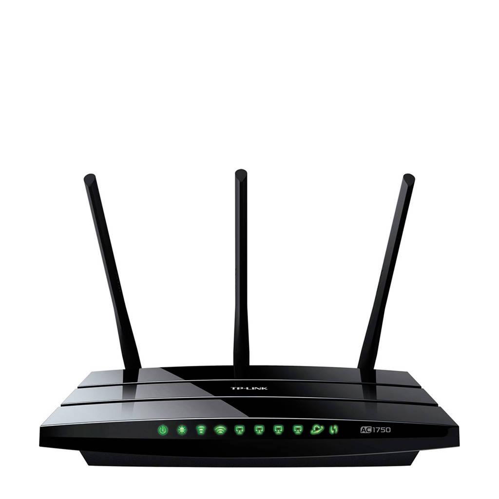 TP-Link Archer C7 wireless gigabit router, Zwart
