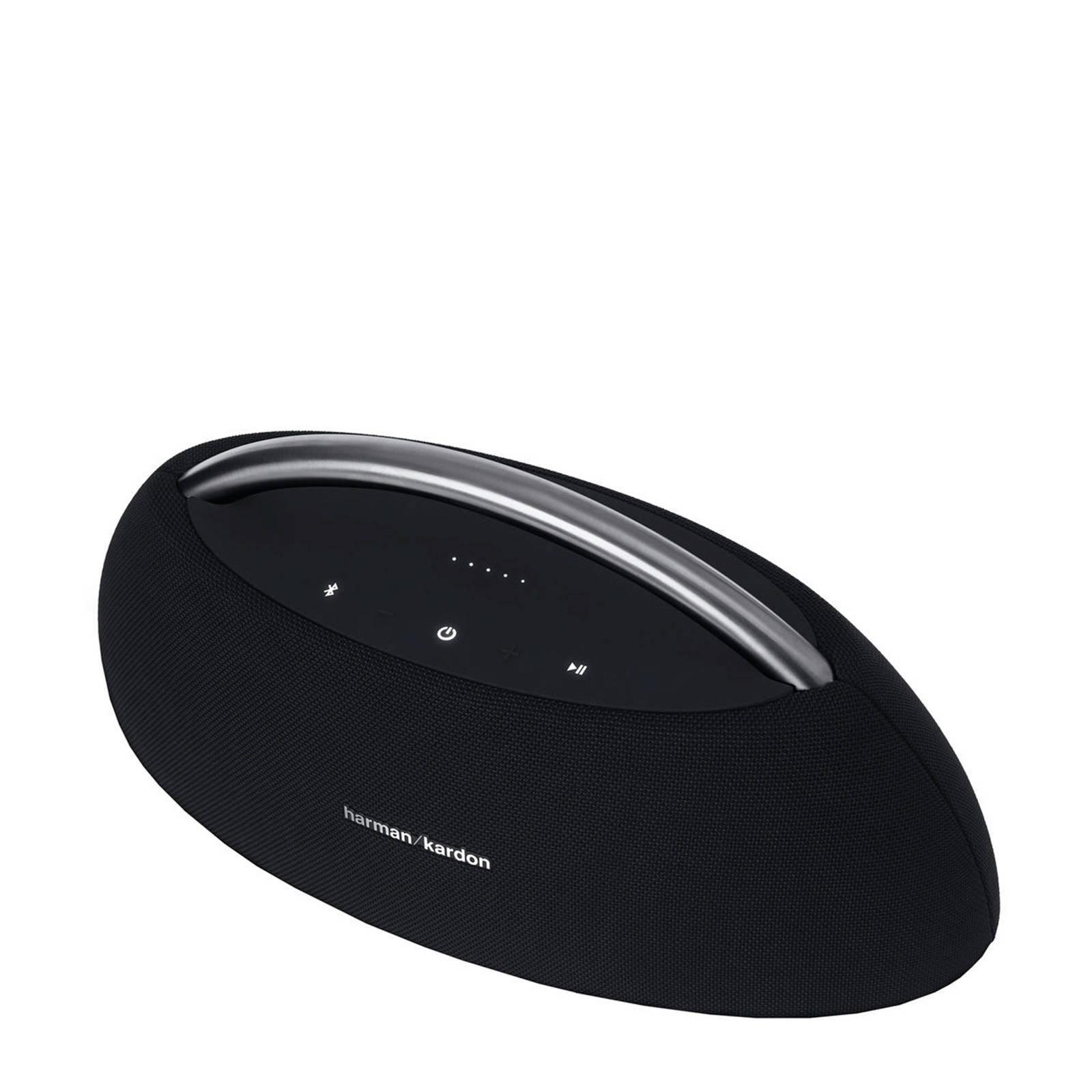 GO PLAY MINI bluetooth speaker zwart