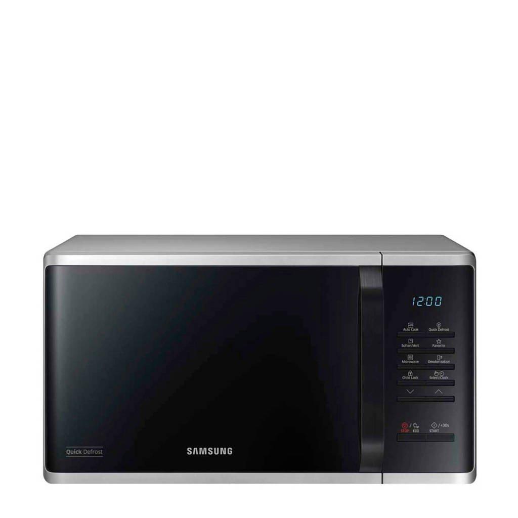 Samsung MS23K3513AS/EN magnetron, Zwart/zilver