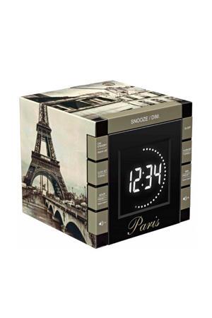 Paris radio klok