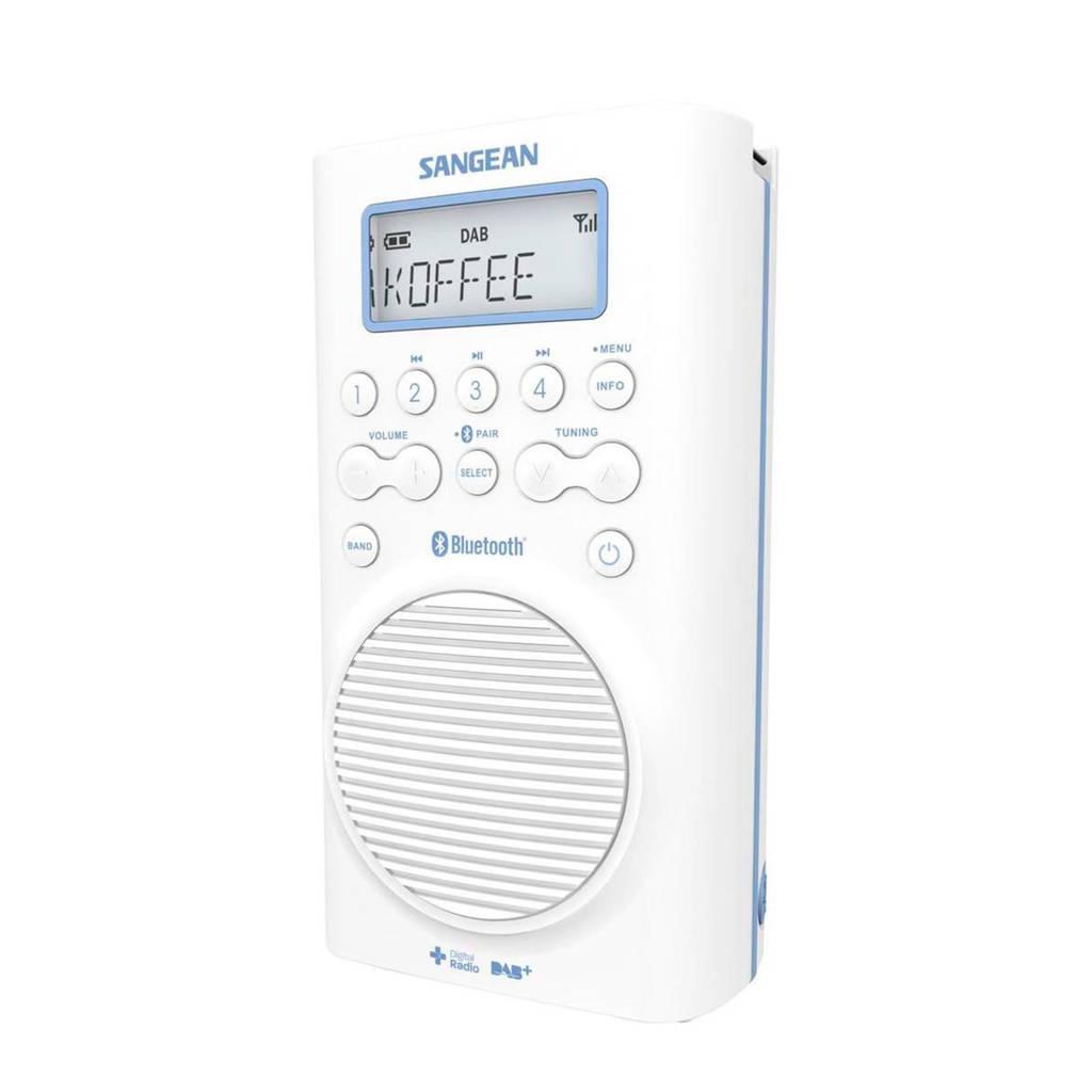 Sangean H-205 draagbare radio wit, Wit