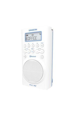 H-205 draagbare radio wit