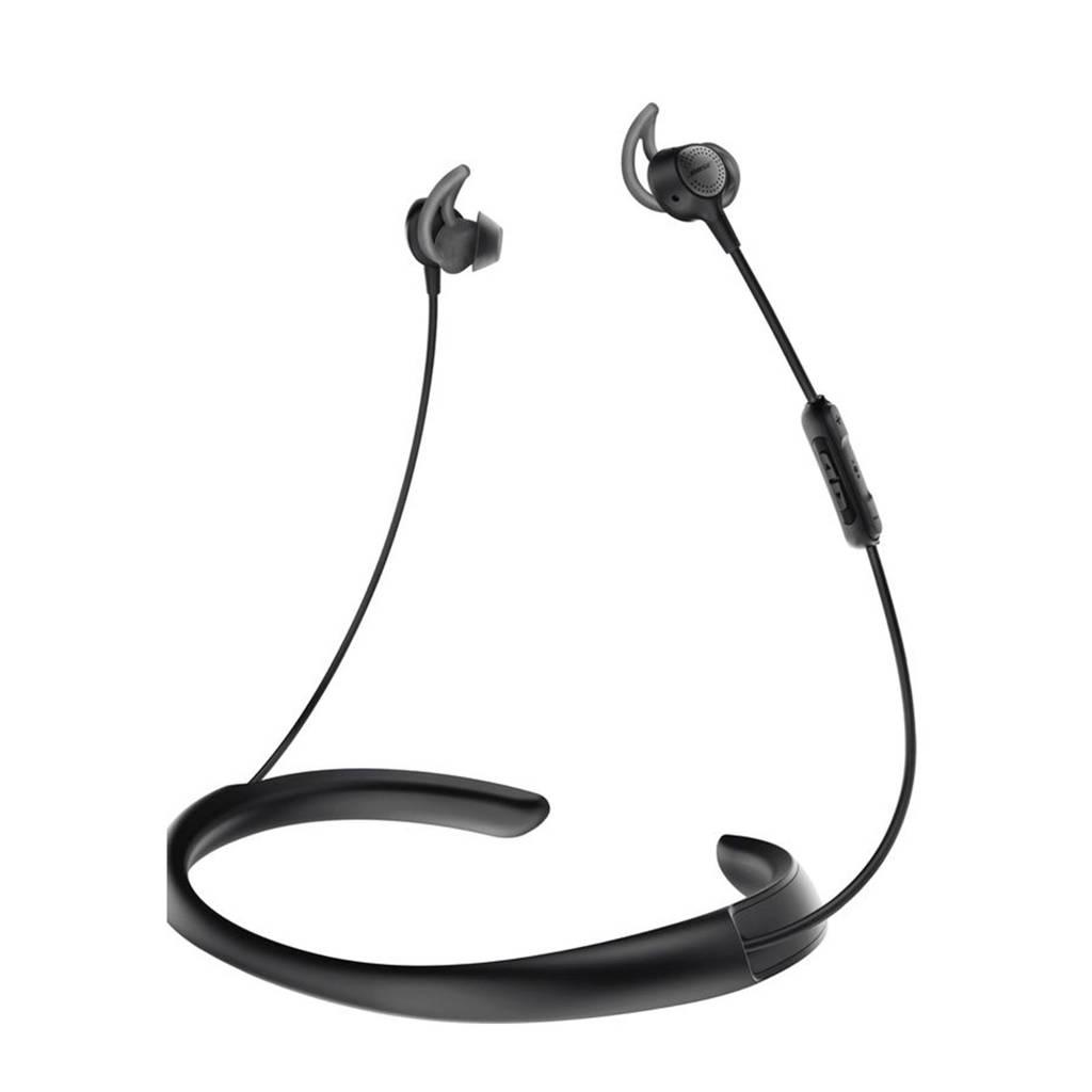 Bose QuietControl 30  in-ear bluetooth koptelefoon zwart, Zwart