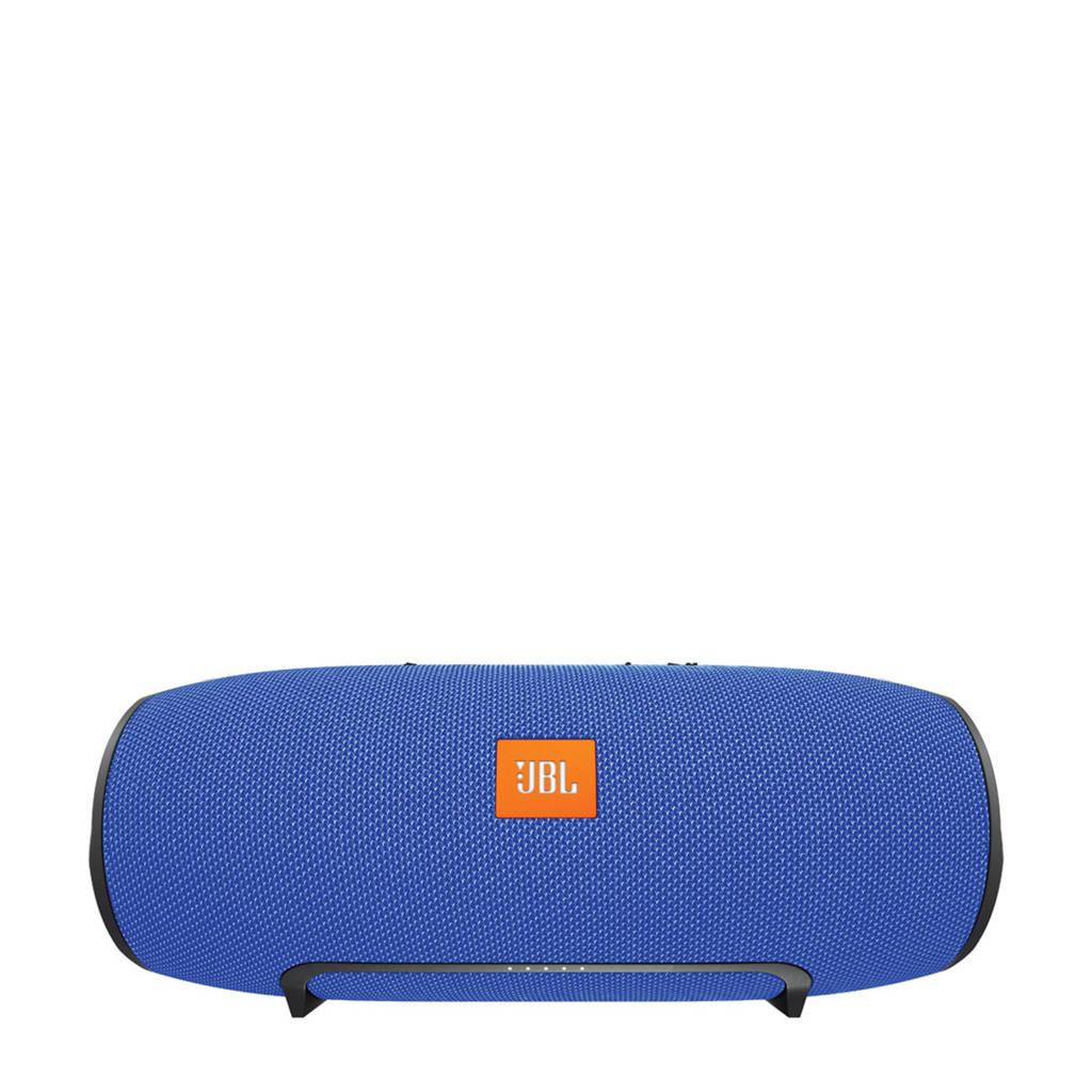 JBL XTREME  bluetooth speaker blauw, Blauw
