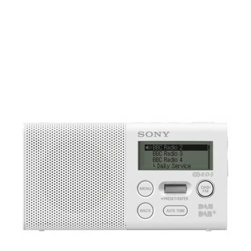 Sony XDRP1DBPW DAB/DAB+ radio wit
