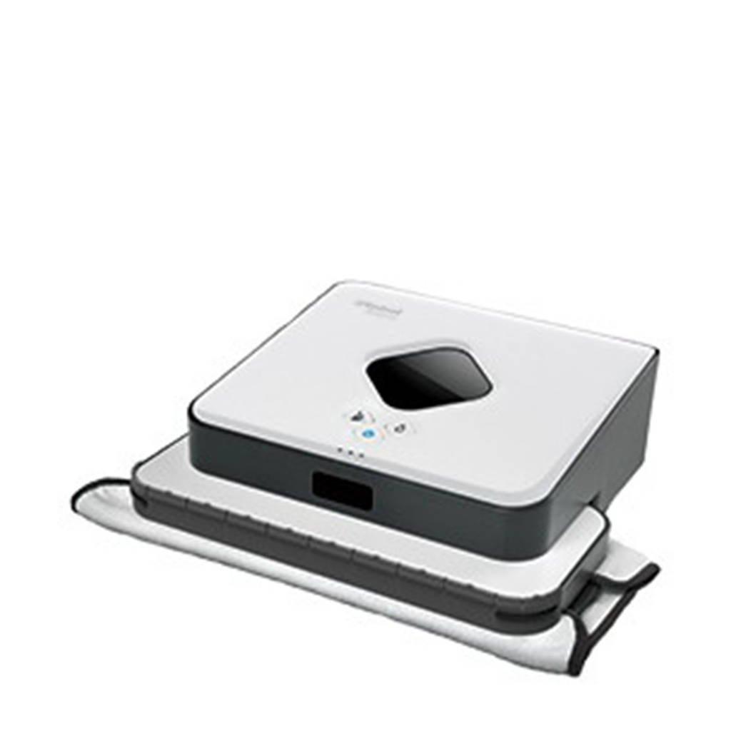 iRobot Braava 390T dweilrobot, Zwart, wit