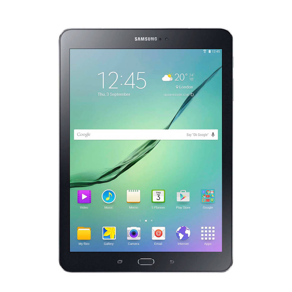 Samsung Galaxy Tab S2 9.7 (T813) tablet, Zwart, Wifi
