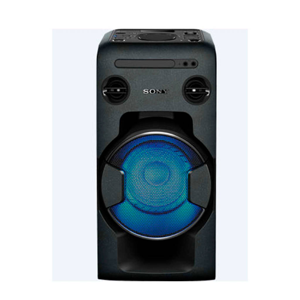 Sony MHCV11  Bluetooth speaker, Zwart
