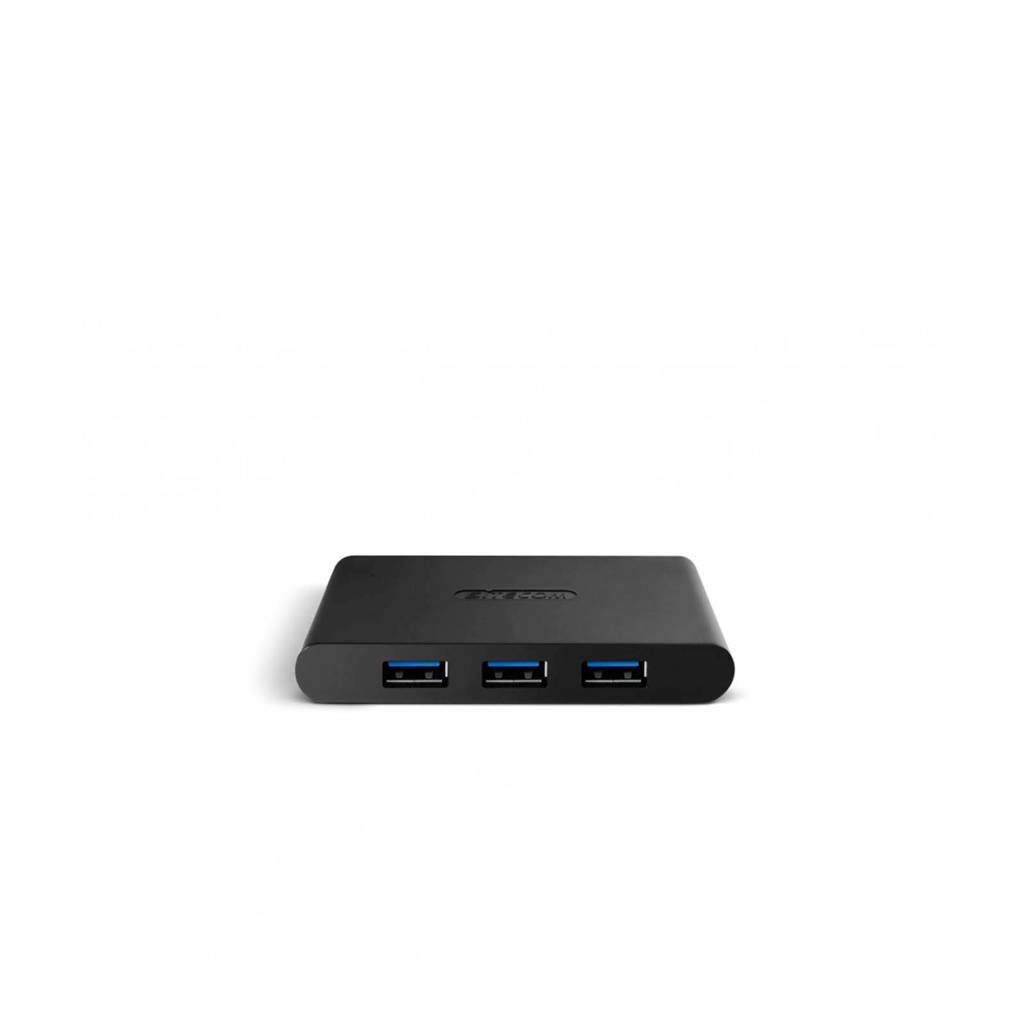 Sitecom CN-083 4-poorts USB hub, Zwart