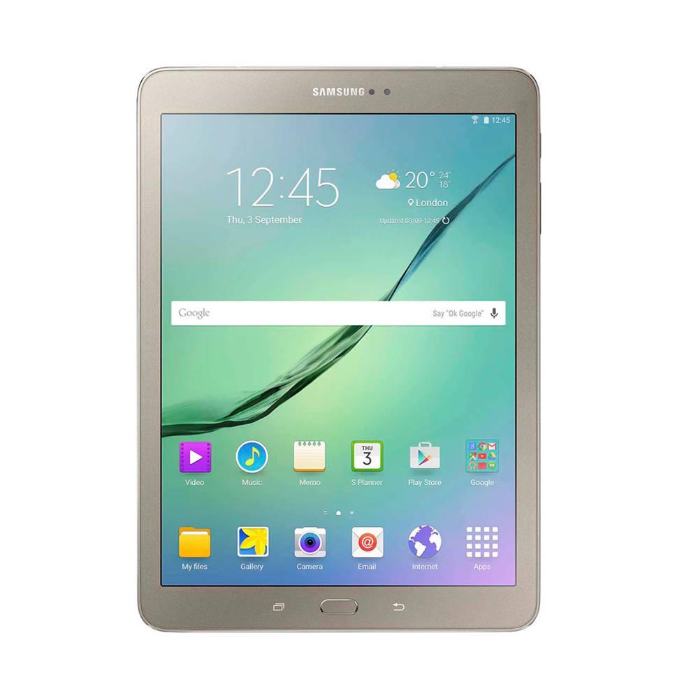 Samsung Galaxy Tab S2 9.7 (T813) tablet, Goud, Wifi