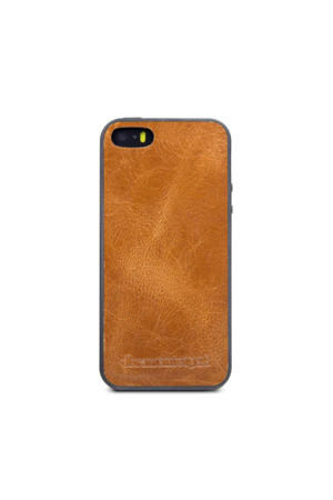 iPhone SE/5/5s Billund leren backcover