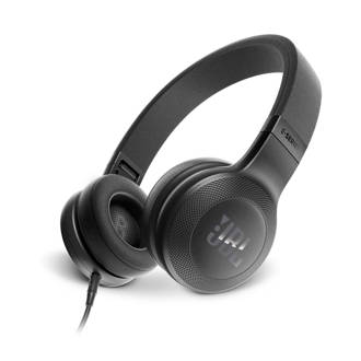 E35 on-ear koptelefoon zwart