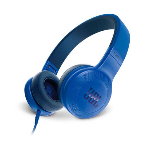 JBL E35 on-ear koptelefoon blauw kopen